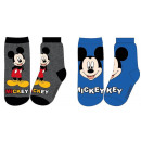 wholesale Socks and tights: DisneyMickey Kids socks 23-34