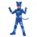 PJ Masks, Pony Hero Connor, Cat Costume 3-4 anni