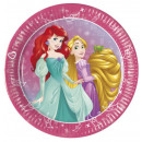 DisneyPrincess Day Dream, Princess Paper Plate
