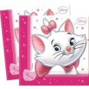 grossiste Maison et habitat: Disney Marie chat,  chaton serviette 20 Pcs