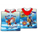 Paw Patrol , Manch Guard beach towel poncho
