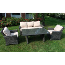 wholesale Garden Furniture: Luxury wicker  furniture Catalina - Easy-Click