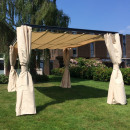 wholesale Parasols & Pavilions: Stand awning  Dubai2 3x4m incl. Side parts