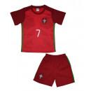 grossiste Sports & Loisirs: Ensemble Maillot  Foot Enfant PORTUGAL . D62