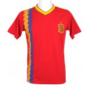 Men's Soccer  Jersey T-Shirt SPAIN 2018. D96