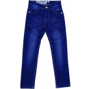 wholesale Childrens & Baby Clothing: JEANS CHILD SLIM INDIGO BLUE. T11