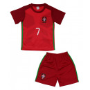 PORTUGAL  Children's  Soccer Jersey Set ...