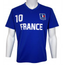 wholesale Sports Clothing: T-Shirt football  Men Jersey FRANCE EURO. D32