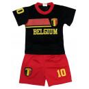 hurtownia Odziez dla dzieci i niemowlat: Ensemble Maillot  Foot Dziecko EURO Belgii. D22-1