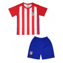 MADRID Kids Soccer Jersey Set. D50