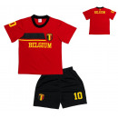 Together Jersey  Child Soccer EURO BELGIUM. D12