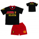 Together Jersey  Child Soccer EURO BELGIUM. D12-1