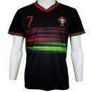 T-Shirt football  Men Jersey EURO PORTUGAL. D34