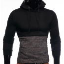 wholesale Pullover & Sweatshirts: SWEAT Hooded  MID-CHROM ORIGINS. AT 5