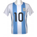 T-Shirt ARGENTINE  2018 Men's Football T-Shirt