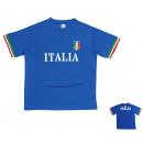 T-Shirt Fußball -  Männer Jersey ITALIEN EURO. D33