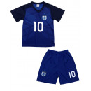 wholesale Sports Clothing: Set Child Soccer Jersey ENGLAND 2018. D88