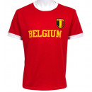 wholesale Sports Clothing: T-Shirt football  shirt EURO Male belgium. D31