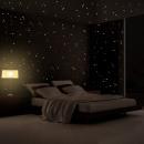 groothandel Wandtattoos: 250 lichtgevende  stickers in een set - Premium Qua