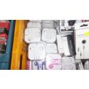 Kopfhörer mit  Aufwickel Box für iPhone u.a.