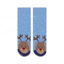Calze di Natale per bambini, calzini di renna