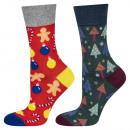 SOXO socks for a gift, Christmas
