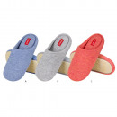 Slippers for women SOXO, slippers with hard soles