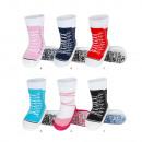 groothandel Schoenen: Slippers SOXO met leren zolen