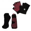 DR SOXO yoga set 36-39 socks and gloves