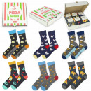 wholesale Stockings & Socks: SOXO GOOD STUFF men's socks in a box of 6 pair