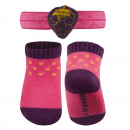 wholesale Stockings & Socks: SOXO set of baby socks and headband