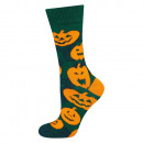 wholesale Stockings & Socks: SOXO GOOD STUFF socks - pumpkins
