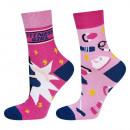SOXO GOO DSTUFF socks mismatched 35-40