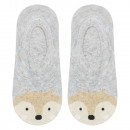 SOXO women's feet - foxes