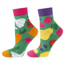 SOXO socks colorful patterns, women
