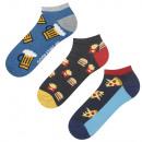 Großhandel Strümpfe & Socken: Socken SOXO Herrensocken - 3er Pack