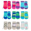 grossiste Vetements enfant et bebe: SOXO 3 chaussettes de bébé pak, avec des modèles