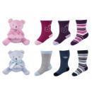 Großhandel Strümpfe & Socken: Socken für Kinder  SOXO, Geschenk-Set, Schuhe