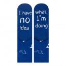 Skarpety SOXO życiowe instrukcje - I have no idea