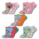 Großhandel Strümpfe & Socken: SET Damensocken SOXO Damenfuß - 5er Pack
