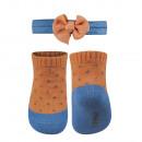 SOXO Reihe von Baby-Socken und Stirnband