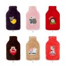 SOXO fluffy hot water bottle water bottles water,