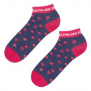 SOXO GOOD STUFF socks - raspberry
