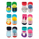 Socken für Kinder  Geschäft Name Ratsche mit ABS