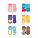 wholesale Childrens & Baby Clothing: SOXO baby socks, socks with ratchet