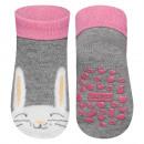 Großhandel Strümpfe & Socken: SOXO Socken mit ABS - Kaninchen