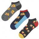 Socken SOXO Herrensocken - 3er Pack