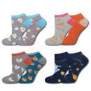 Großhandel Strümpfe & Socken: Socken SOXO Herrensocken - 4er Pack