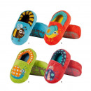 Children's slippers SOXO with colorful picture