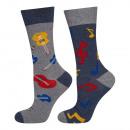 mayorista Ropa / Zapatos y Accesorios: Los calcetines SOXO GOOD STUFF no coinciden - músi